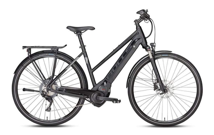 Bulls Cross Lite EVO Step-Thru Electric Bicycle-Electric Bicycle-Bulls-53cm-Voltaire Cycles of Verona