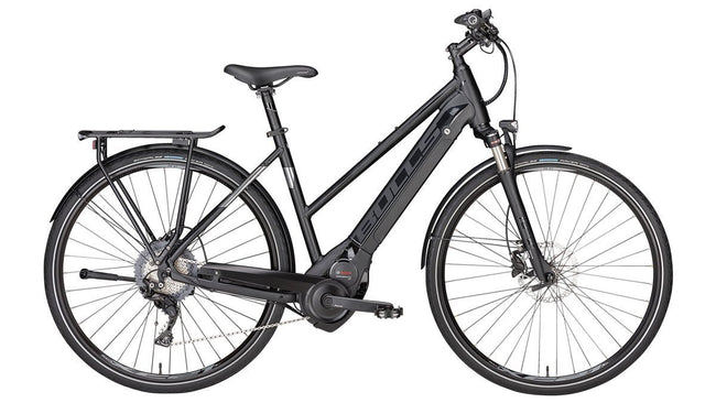 Bulls Cross Lite EVO Step-Thru Electric Bicycle-Electric Bicycle-Bulls-Voltaire Cycles of Verona