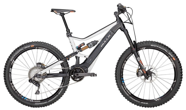Bulls eMTB FULLY E-Core EVO Di2 FS 27.5 Electric Mountain Bicycle-Electric Bicycle-Bulls-Voltaire Cycles of Verona