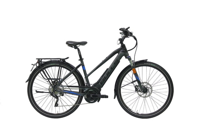 Bulls eSPEED Lacuba EVO E45 Step-Thru Electric Bicycle-Electric Bicycle-Bulls-Voltaire Cycles of Verona