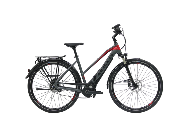 Bulls eURBAN Lacuba EVO E8 Step-Thru Electric Bicycle-Electric Bicycle-Bulls-Voltaire Cycles of Verona