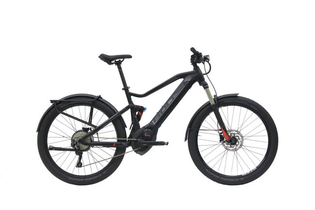 Bulls Iconic EVO TR 1 Electric Bicycle-Electric Bicycle-Bulls-46cm-Voltaire Cycles of Verona