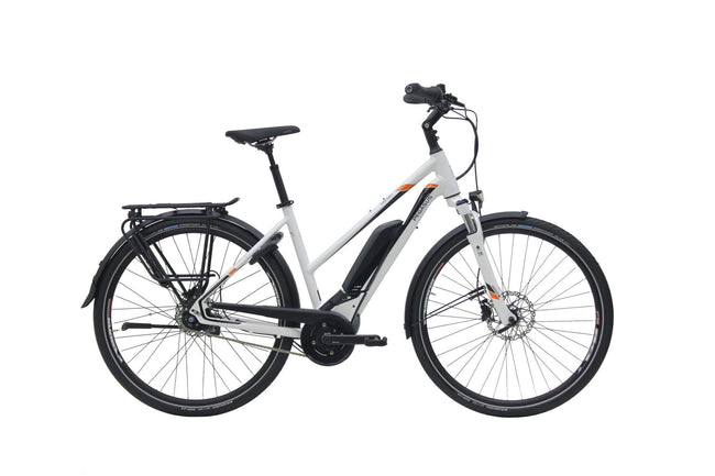 Bulls Pegasus Premio Sport Step-Thru-Electric Bicycle-Bulls-Voltaire Cycles of Verona