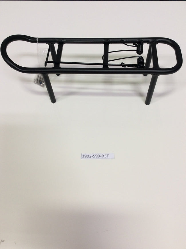 Bulls Rear Rack Carrier Topit Rack - for Bulls EStreet E-Bike-Bicycle Racks - Bike Mounted-Bulls-Voltaire Cycles of Verona