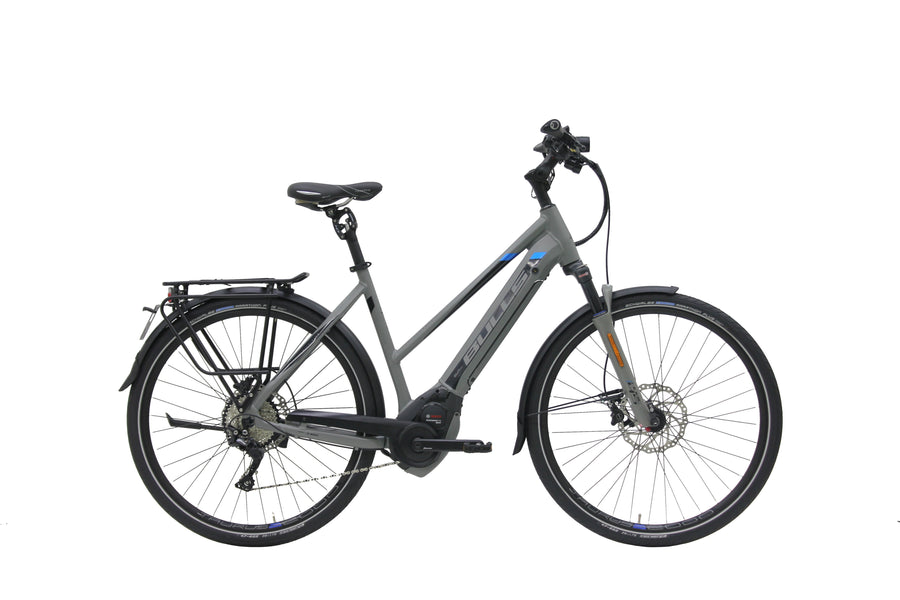 Bulls Twenty8 E45 Step-Thru Electric Bicycle-Electric Bicycle-Bulls-48cm-Voltaire Cycles of Verona