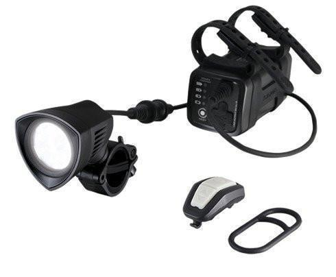 Buster 2000 Lumen Bicycle Light - USB Rechargeable-Bicycle Lights-Sigma-Voltaire Cycles of Verona