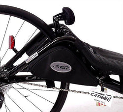 Catrike - Pannier Frame Bags 700-Recumbent Accessories-Catrike-Voltaire Cycles of Verona