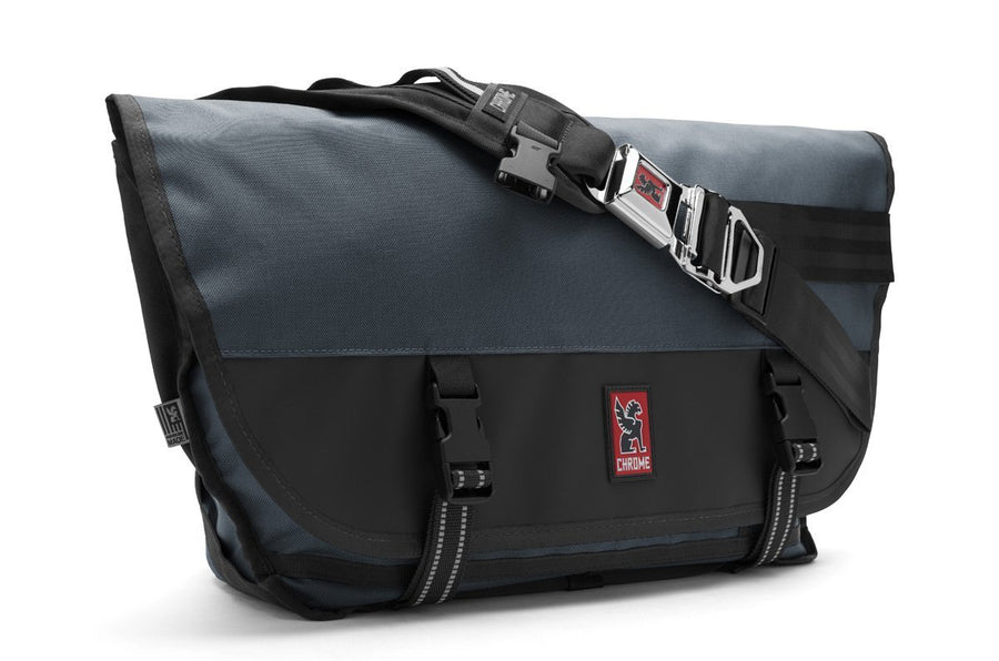 Chrome Citizen Messenger Bag-Bicycle Messenger Bags-Chrome-Voltaire Cycles of Verona