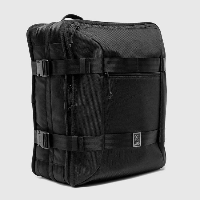 Chrome Macheto Travel Pack-Bicycle Messenger Bags-Chrome-Voltaire Cycles of Verona