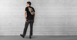Chrome MXD Notch Sling Bag-Bicycle Messenger Bags-Chrome-Voltaire Cycles of Verona