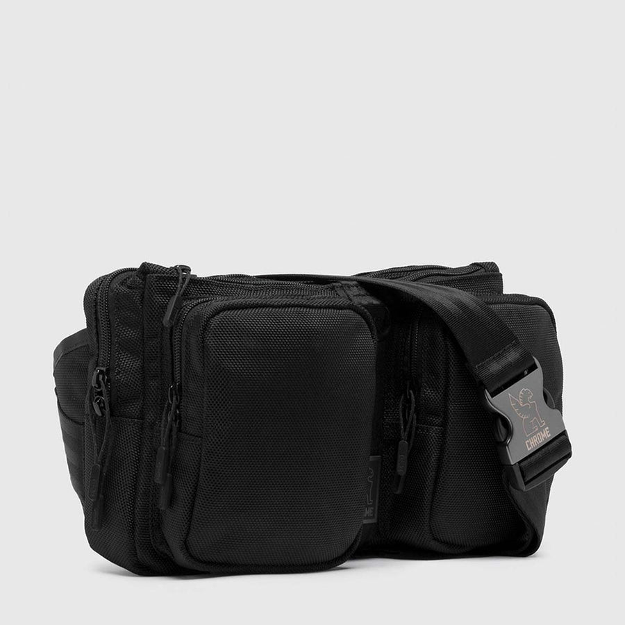 Chrome MXD Segment Sling Bag-Bicycle Messenger Bags-Chrome-Voltaire Cycles of Verona