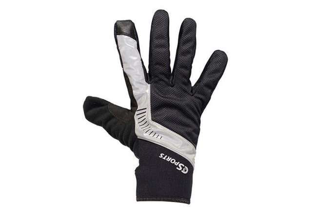 Cold Weather Gloves with No Logos-Police Accessories-C3Sports-Voltaire Cycles of Verona