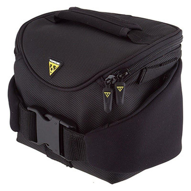 Compact Handlebar/Fanny Bag For bikes-Bicycle Handlebar Bags-Topeak-Voltaire Cycles of Verona