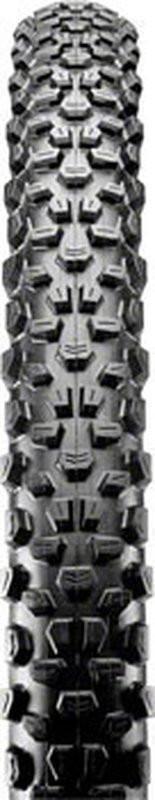 CST Rock Hawk MTB Bicycle Tire: 26x2.25 Steel Bead Black-Bicycle Tires-CST-Voltaire Cycles of Verona