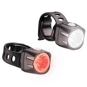 Cygolite Dice Hl 150 + Tl 50 Usb Combo Light Set Black-Lights-Cygolite-Voltaire Cycles of Verona