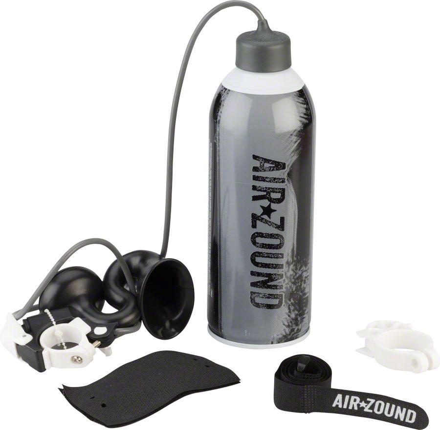 Delta AirZound Rechargeable Air Powered Horn: 115db-Bicycle Horns-Delta-Voltaire Cycles of Verona
