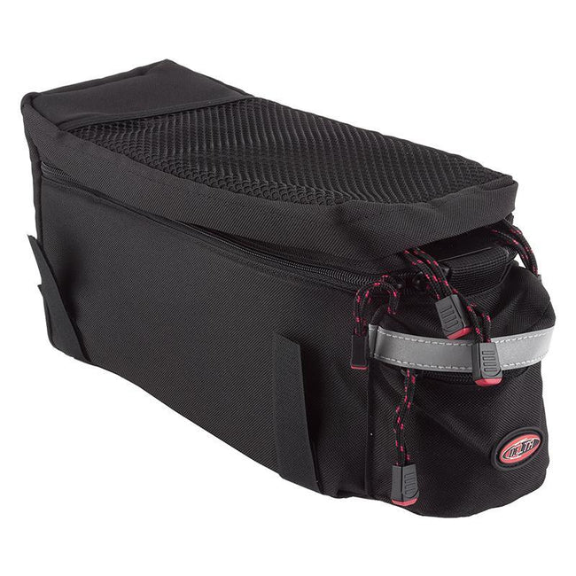 Delta Bicycle Top Trunk Rack Bag-Bicycle Trunk Bags-Delta-Voltaire Cycles of Verona