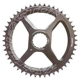 Easton Direct Mount Narrow/Wide 48t Chainring 10/11sp Bcd: Direct Mount Aluminium Black-Chainrings-Easton Cycling-Voltaire Cycles of Verona