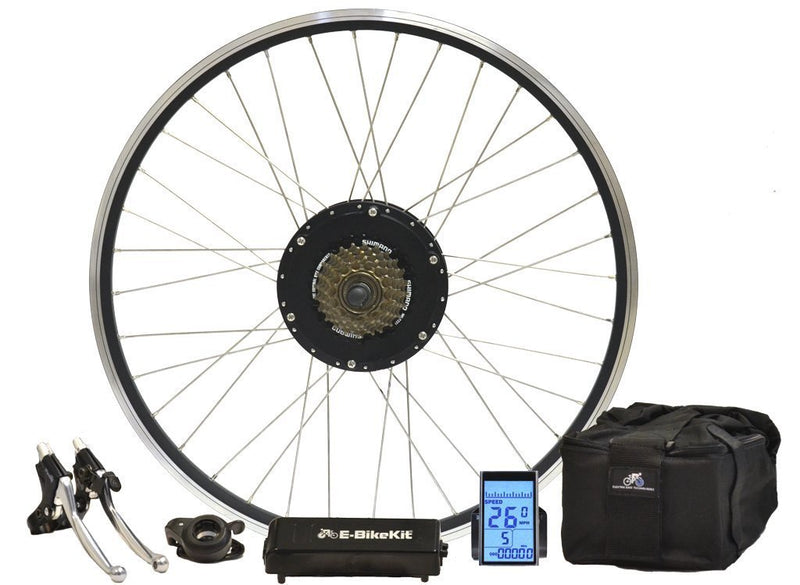 Eco-Tad Conversion System-Conversion Kits-Electric Bike Technologies-Voltaire Cycles of Verona