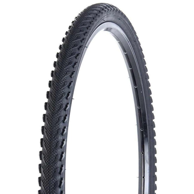EVO, All-Road, 26x1.90, Wire, 30TPI, Black-Bicycle Tires-EVO-Voltaire Cycles of Verona