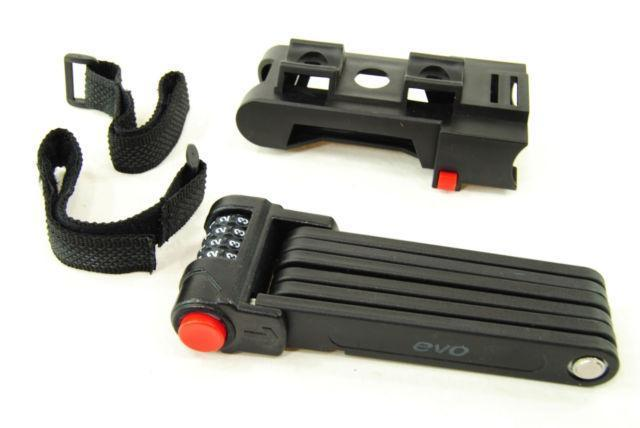 Evo Link-Lok Combination Foldable Bicycle Lock-Evo-Voltaire Cycles of Verona