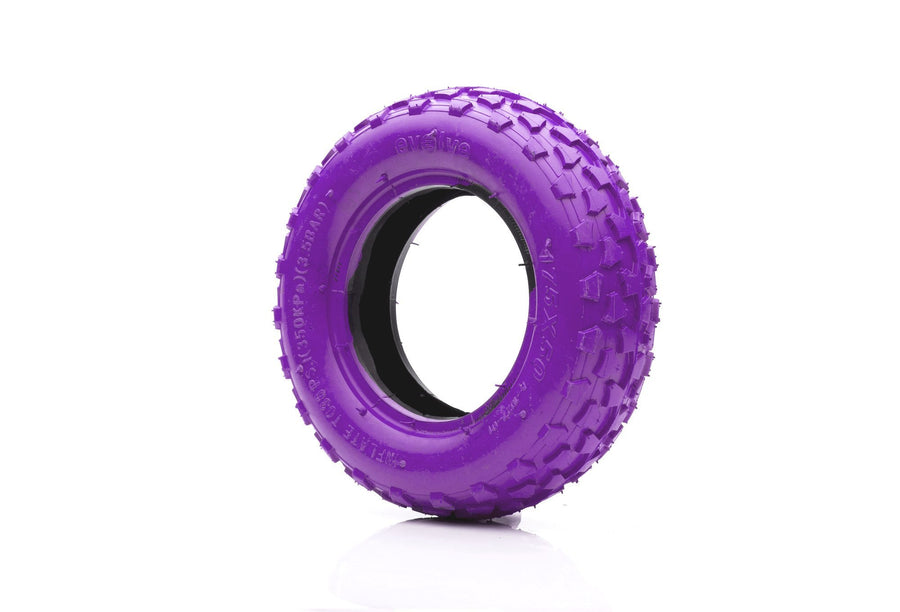 "Evolve 7"" Tire - Knobby-Electric Skateboard Parts-EVOLVE-Voltaire Cycles of Verona"