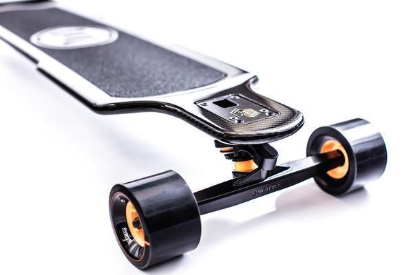 Evolve Carbon GT Street Skateboard - FLOOR MODEL ONLY-Electric Skateboard-EVOLVE-Voltaire Cycles of Verona