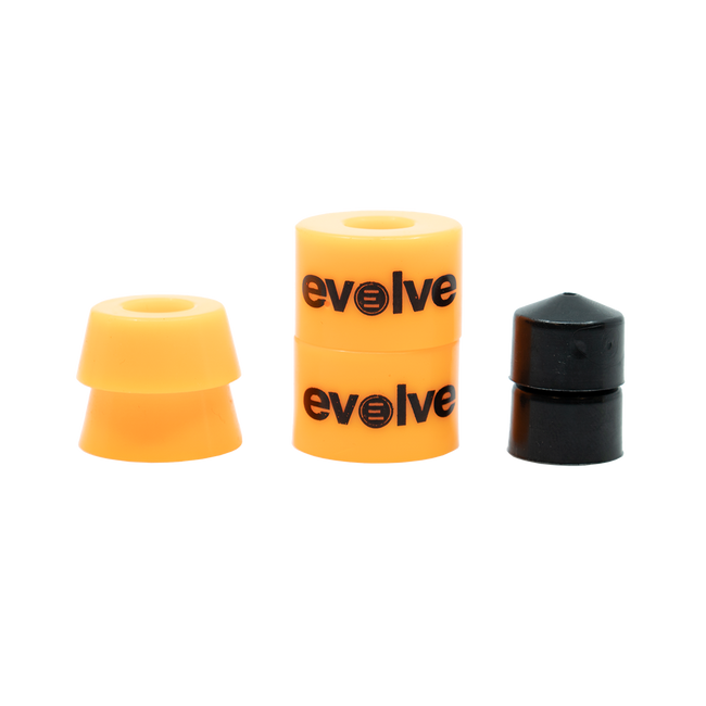 Evolve SuperCarve Bushings-Electric Skateboard Parts-EVOLVE-Peach-Voltaire Cycles of Verona