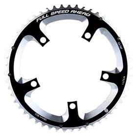 Fsa Super Road 53t/130mm N10/11-Chainrings-FSA-Voltaire Cycles of Verona