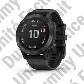 Garmin Dummy Unit Fenix 6-Merchandising-Garmin-Voltaire Cycles of Verona