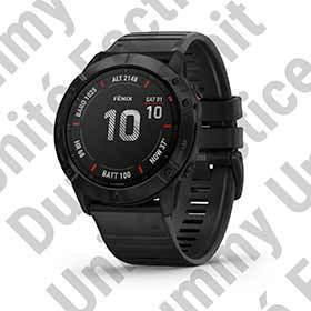 Garmin Dummy Unit Fenix 6x-Merchandising-Garmin-Voltaire Cycles of Verona