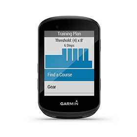 Garmin Edge 530 Bundle Computer Gps: Yes Hr: Yes (Chest) Cadence: Yes Black-Computers and Watches-Garmin-Voltaire Cycles of Verona