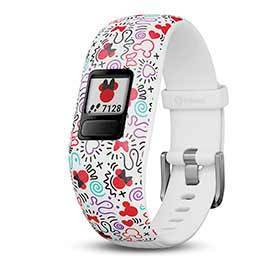 Garmin Vívofit Jr 2 Watch Watch Color: Disney Minnie Mouse 010-01909-30-Computers and Watches-Garmin-Voltaire Cycles of Verona