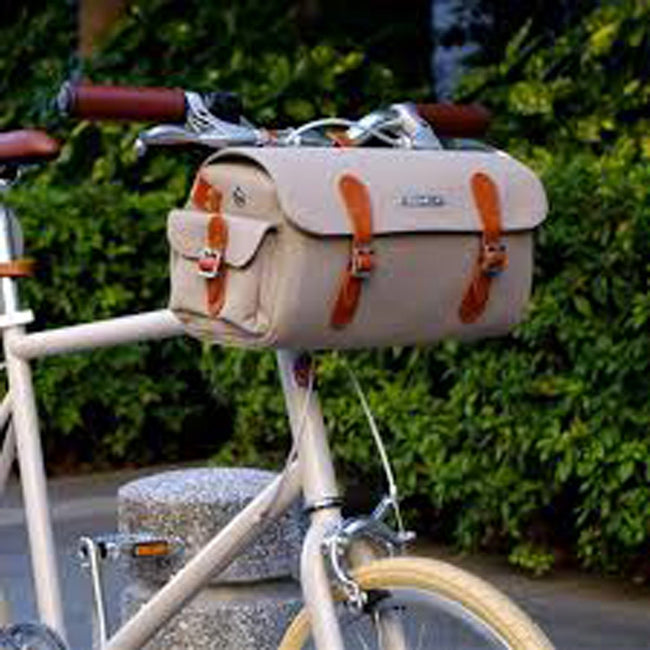 Glenbrooks Saddle / Seat Holdall Bicycle E-Bike Satchel Bag-Bicycle Handlebar Bags-Brooks England-Voltaire Cycles of Verona