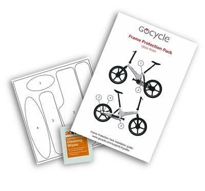 Gocycle Frame Protection Pack-Bicycle Accessories-Gocycle-Voltaire Cycles of Verona