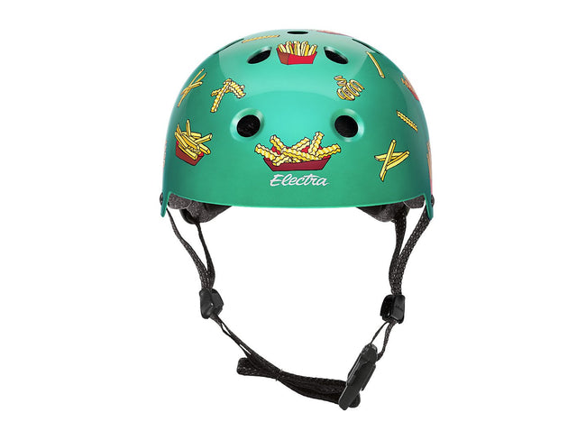 Helmet Electra Fries Helmet - Small-Helmets-Electra-Voltaire Cycles of Verona
