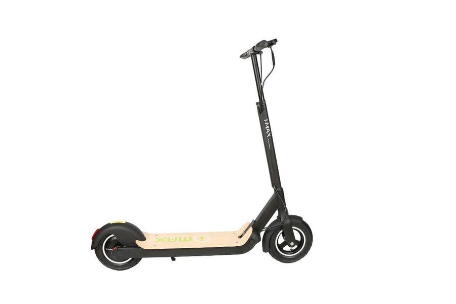 Magnum IMax S1+ Electric Scooter-Electric Scooter-Magnum-Natural wood-Voltaire Cycles of Verona