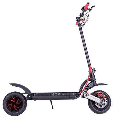 iMoving Adventure Scooter-Electric Scooter-Imovingtech-Voltaire Cycles of Verona