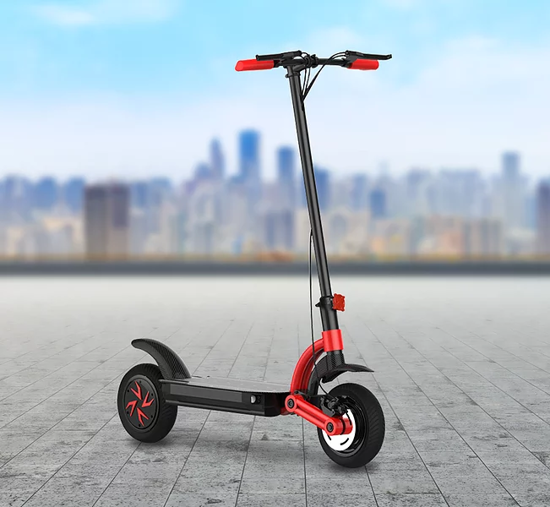 iMoving Junior Scooter-Electric Scooter-Imovingtech-Voltaire Cycles of Verona
