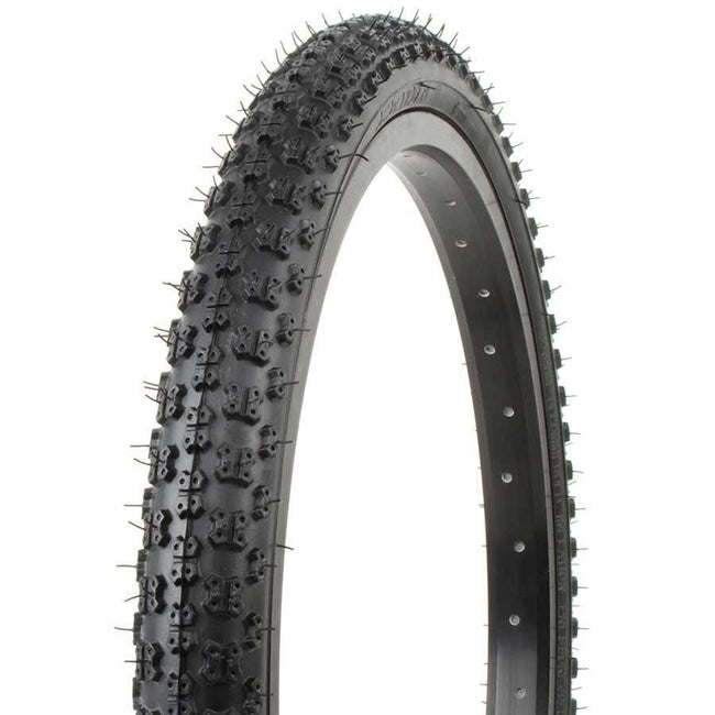 Kenda, 24 X 2.125 inch Black MX K50 Bicycle Tire-Bicycle Tires-Kenda-Voltaire Cycles of Verona