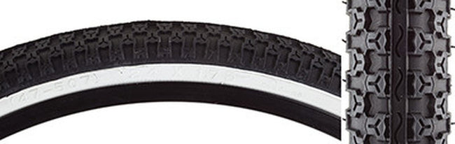 "Kenda 24"" x 1.75"" Tire-Bicycle Tires-Kenda-Voltaire Cycles of Verona"