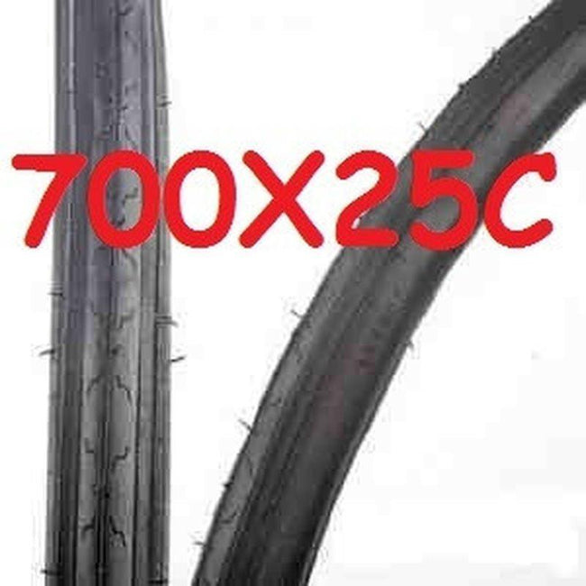 Kenda 700c x 25c Tire-Bicycle Tires-Kenda-Voltaire Cycles of Verona
