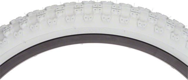 "Kenda K50 Tire 12-1/2 x 2-1/4"" White-Bicycle Tires-Kenda-Voltaire Cycles of Verona"