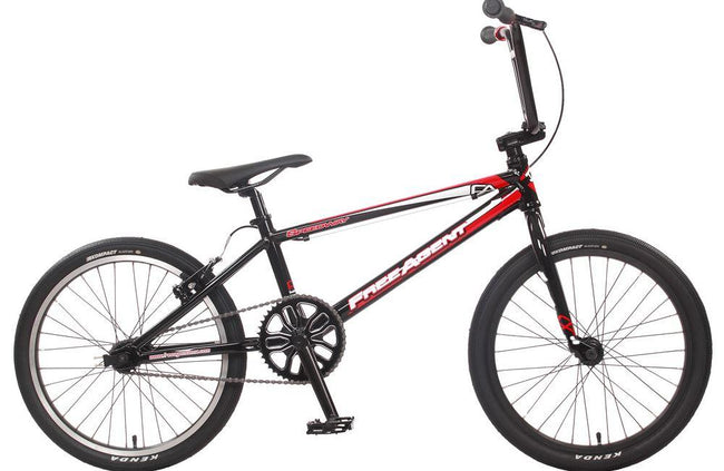 KHS Speedway BMX Bike-Basic Bicycles-Free Agent Bicycles-Voltaire Cycles of Verona