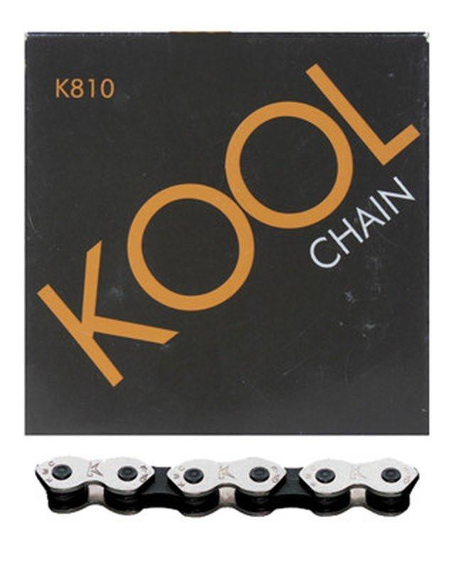 KMC K180 1/2 X 3/32 SINGLE SPEED KoolChain-Bicycle Chains-KMC-Voltaire Cycles of Verona