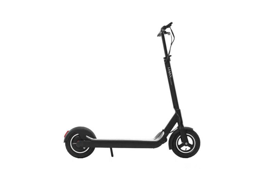 Magnum IMax S1+ Electric Scooter-Electric Scooter-Magnum-Black-Voltaire Cycles of Verona
