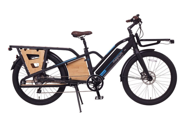 Magnum Payload Electric Bicycle-Electric Bicycle-Magnum-Voltaire Cycles of Verona