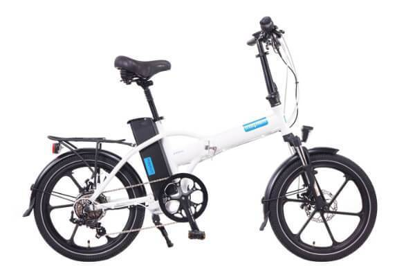 Magnum Premium 48v High Step 28-mph Speed Pedelec Electric Folding Bike-Electric Bicycle-Magnum-Voltaire Cycles of Verona