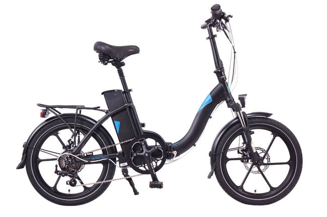 Magnum Premium 48v Low-Step 28mph Speed Pedelec Folding E-Bike-Electric Bicycle-Magnum-Voltaire Cycles of Verona