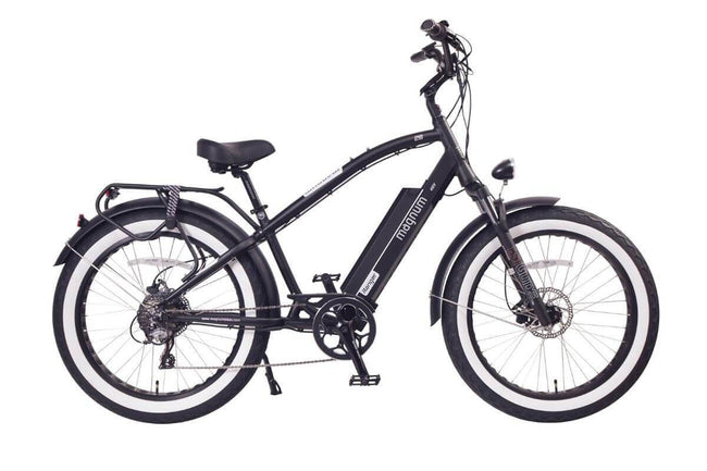 Magnum Ranger Electric Bike-Electric Bicycle-Magnum-Black-Voltaire Cycles of Verona